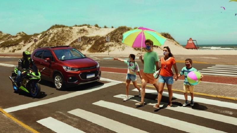 Campanha do DetranRS estimula empatia e alerta sobre comportamentos de risco no trânsito