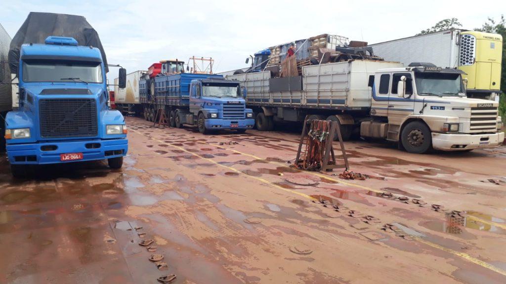 Encerram buscas por caminhoneiro de Santa Bárbara do Sul desaparecido