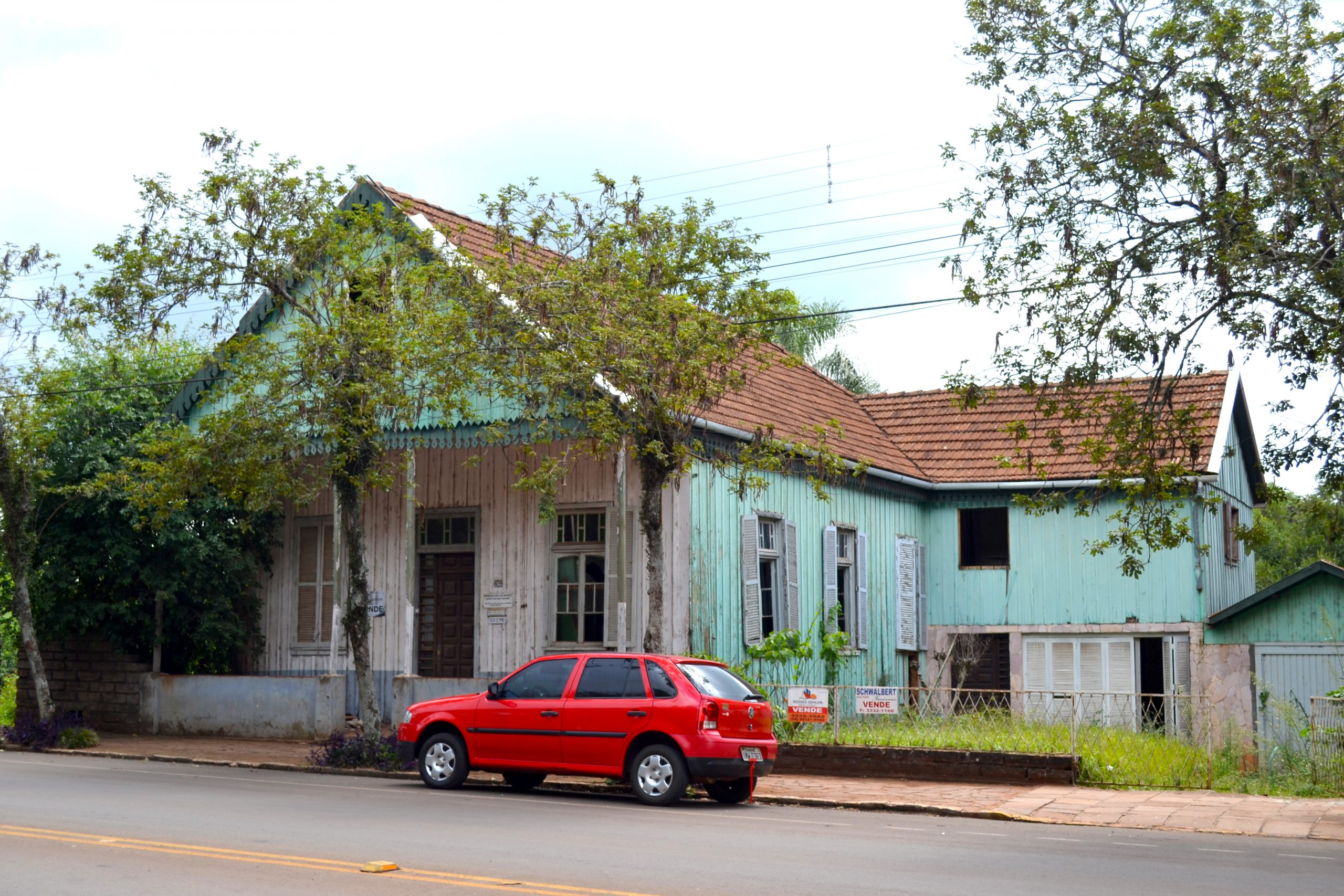 Casarão da época colonial localizado no centro de Não-Me-Toque será desmanchado