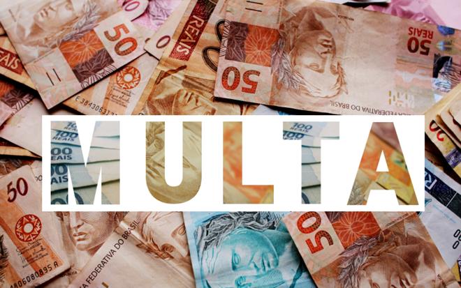 Cofres de Não-Me-Toque aguardam pagamento de R$ 19.500 em multas por aglomeração