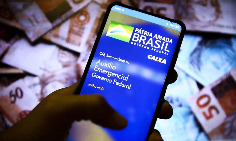 Caixa e Governo Federal divulgam pagamentos do auxílio emergencial 2021