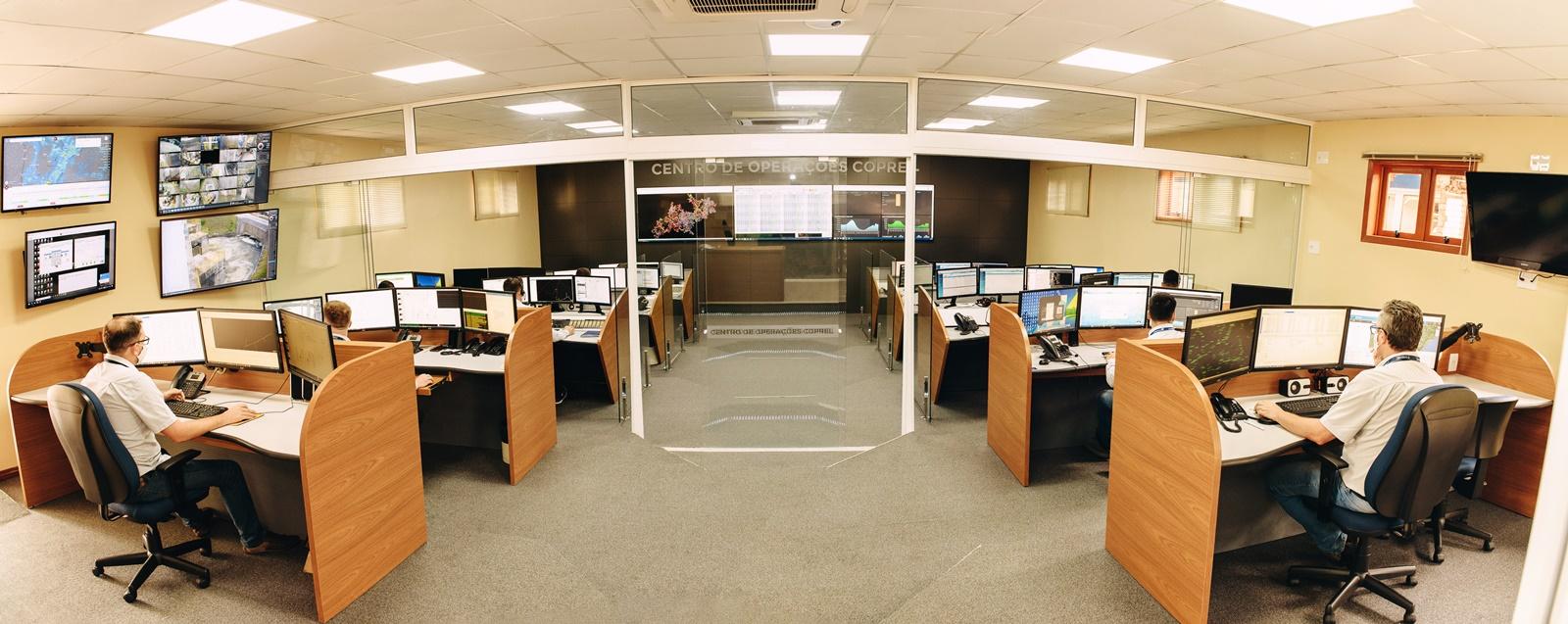 Coprel investe em um novo Centro de Operações