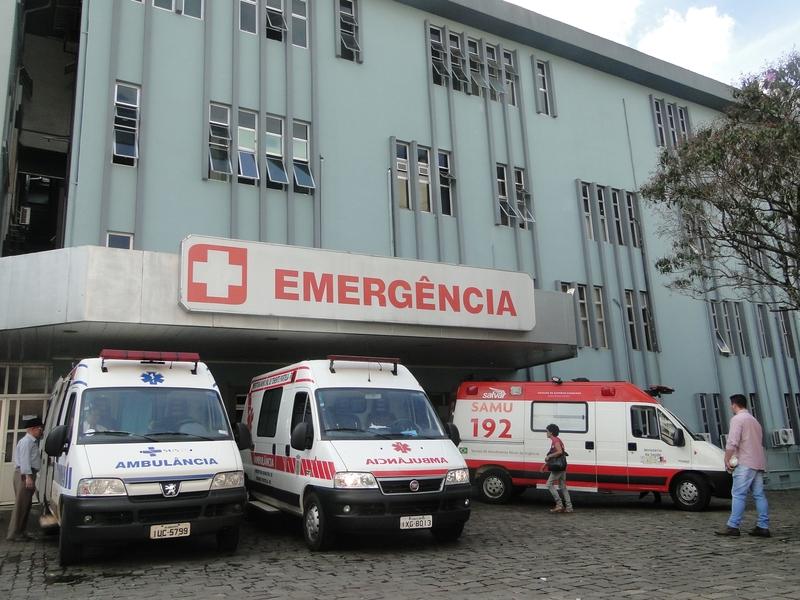 Alerta Vermelho: Emergência do HSVP está superlotada