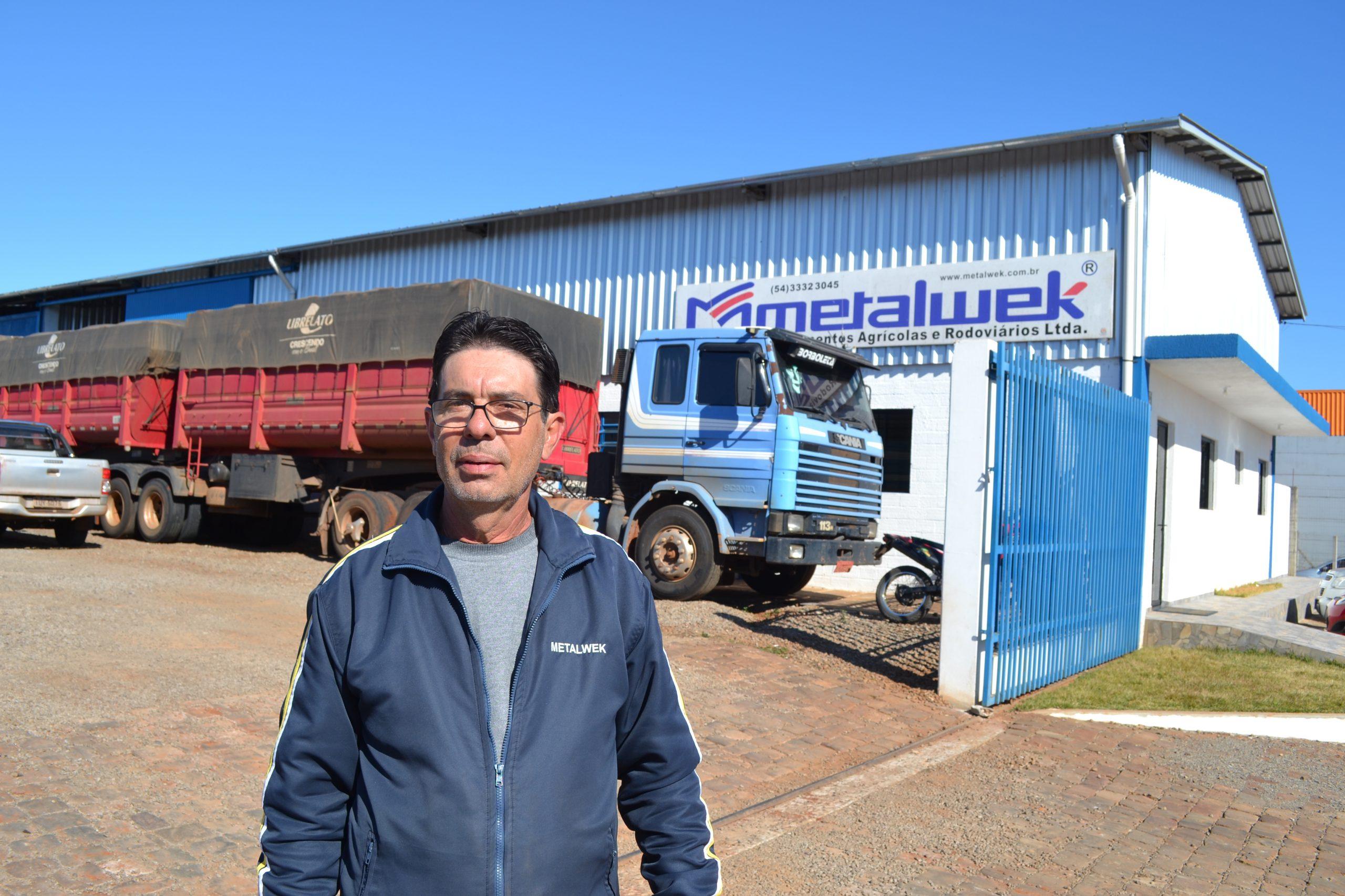 Distrito Industrial gera oportunidades e potencializa quem quer empreender em Não-Me-Toque