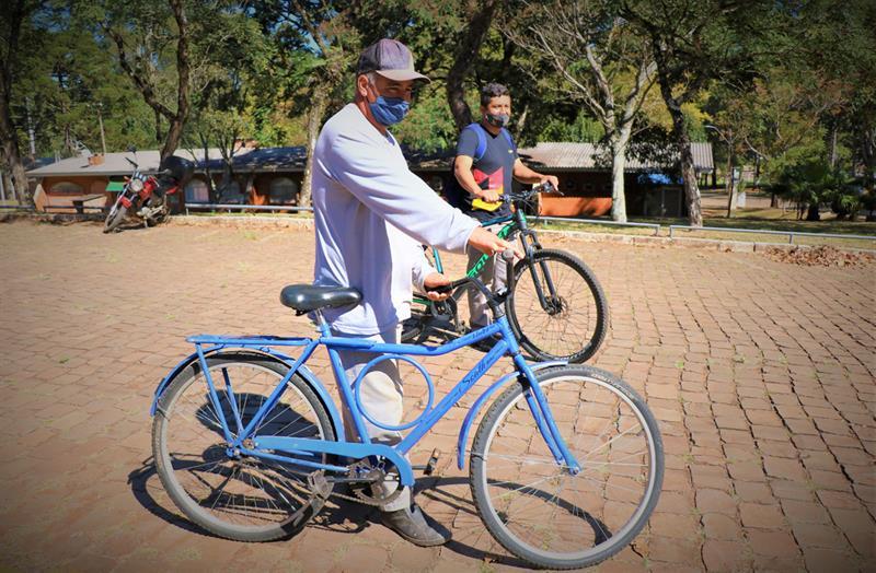 Em tempos de pandemia, a bike se destaca como meio de transporte