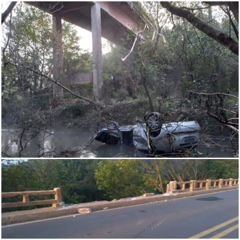 Duas pessoas morrem em acidente entre Ibirubá e Cruz Alta