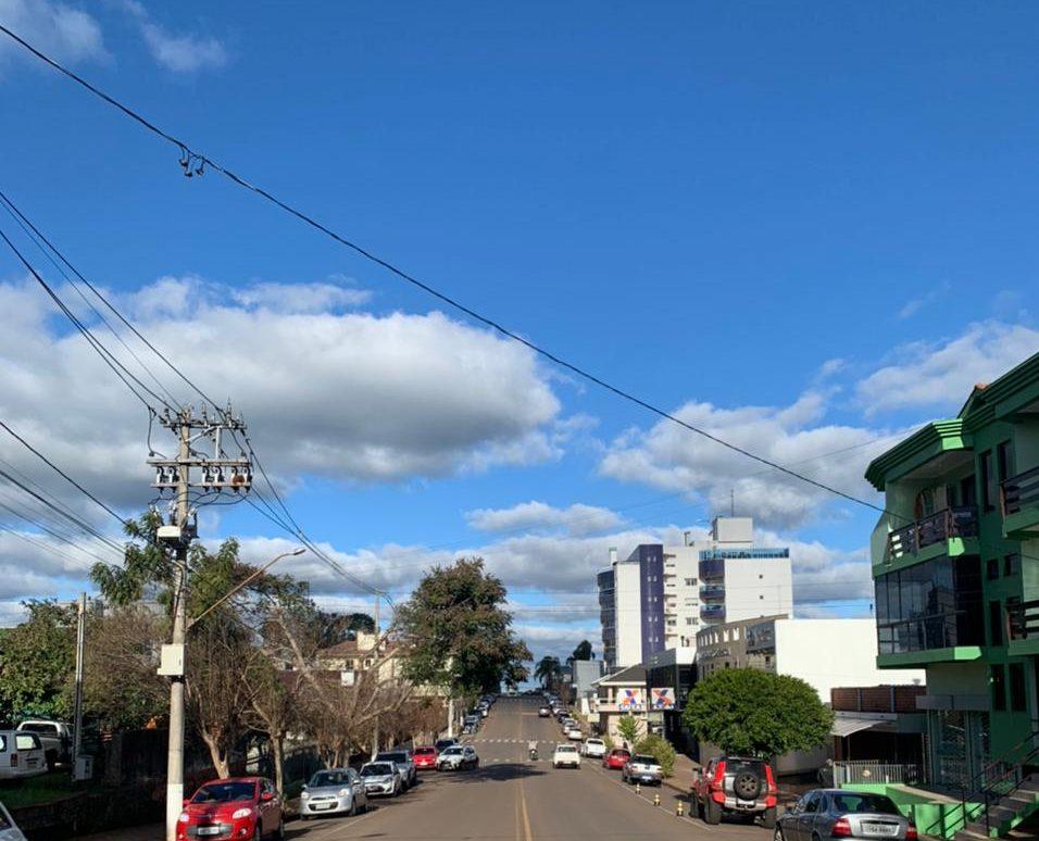 Onda polar no sul do Brasil tem maior anomalia de frio do mundo fora dos polos