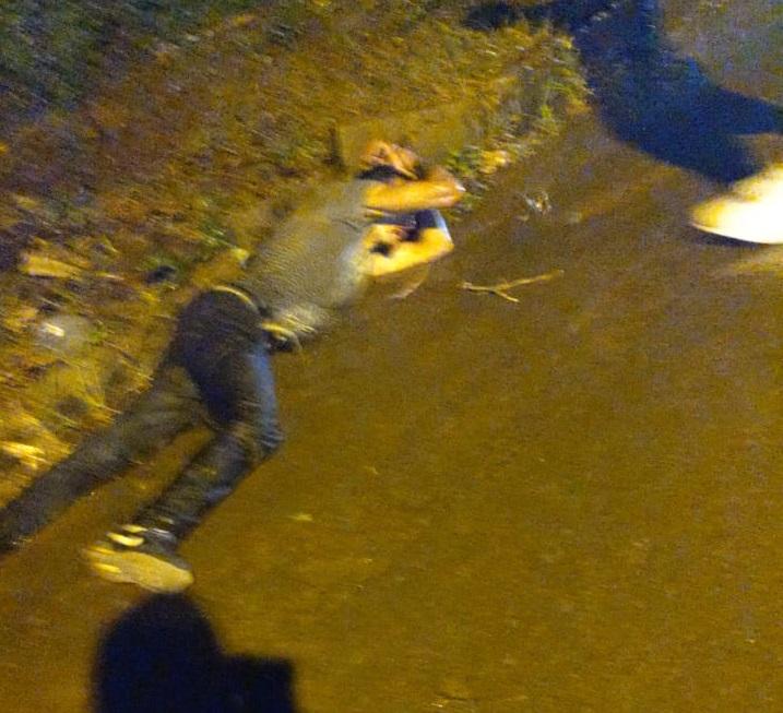 Ladrão é espancado por populares após assalto em Passo Fundo