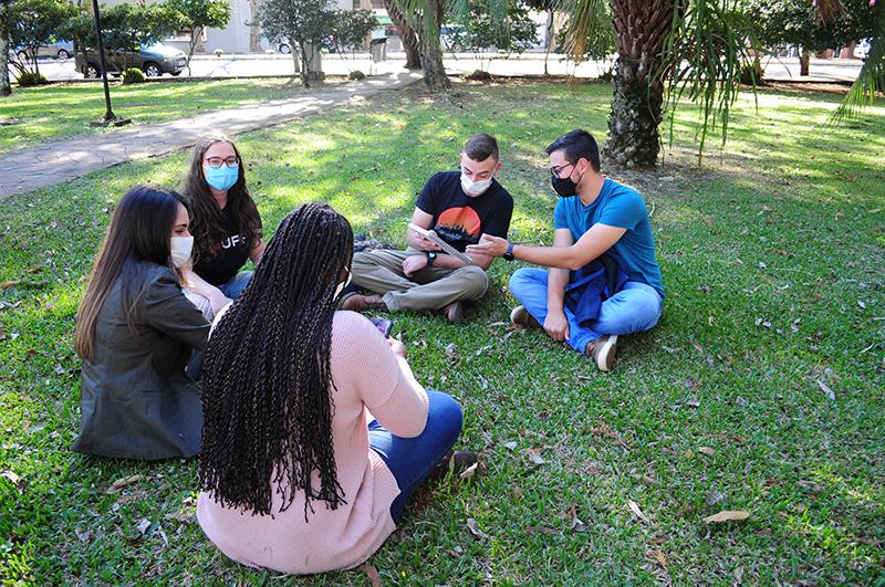 Acadêmicos constroem a nova Política do Estudante da UPF