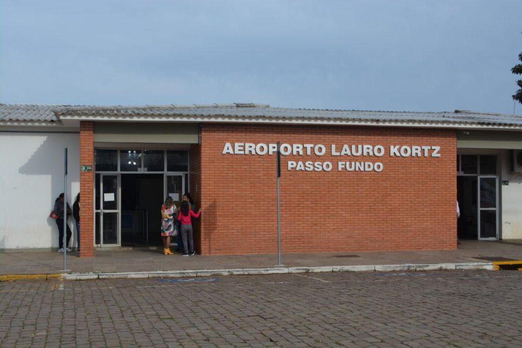 Retomada dos voos é adiada para 1º de agosto no Aeroporto Lauro Kortz
