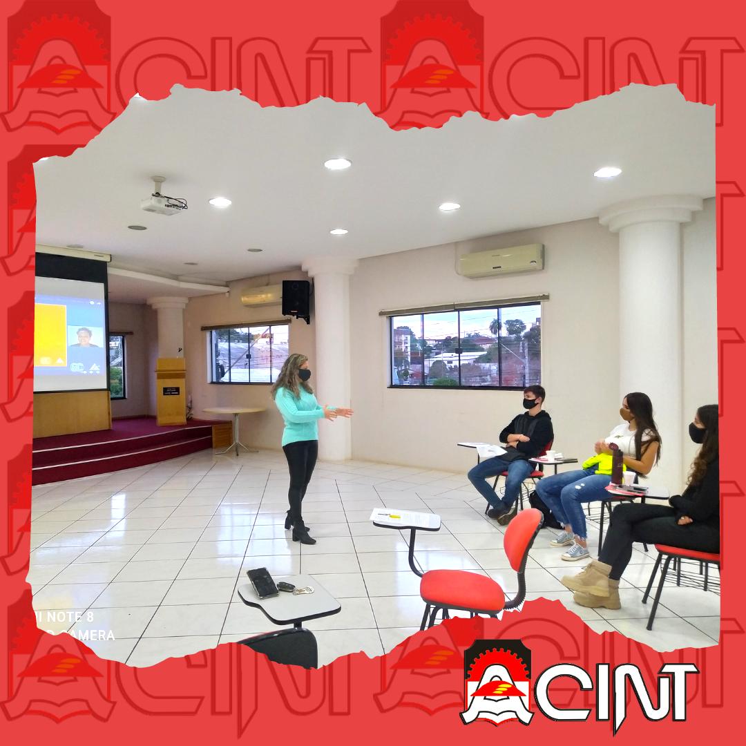 Acint tem parceria da Fundação Casas Bahia para formação profissional de jovens