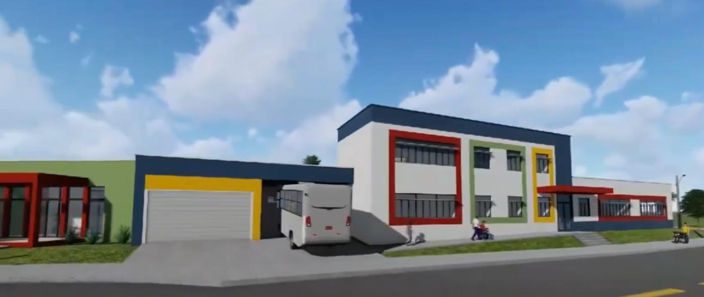 Campanha busca doações para finaliza nova escola da Apae