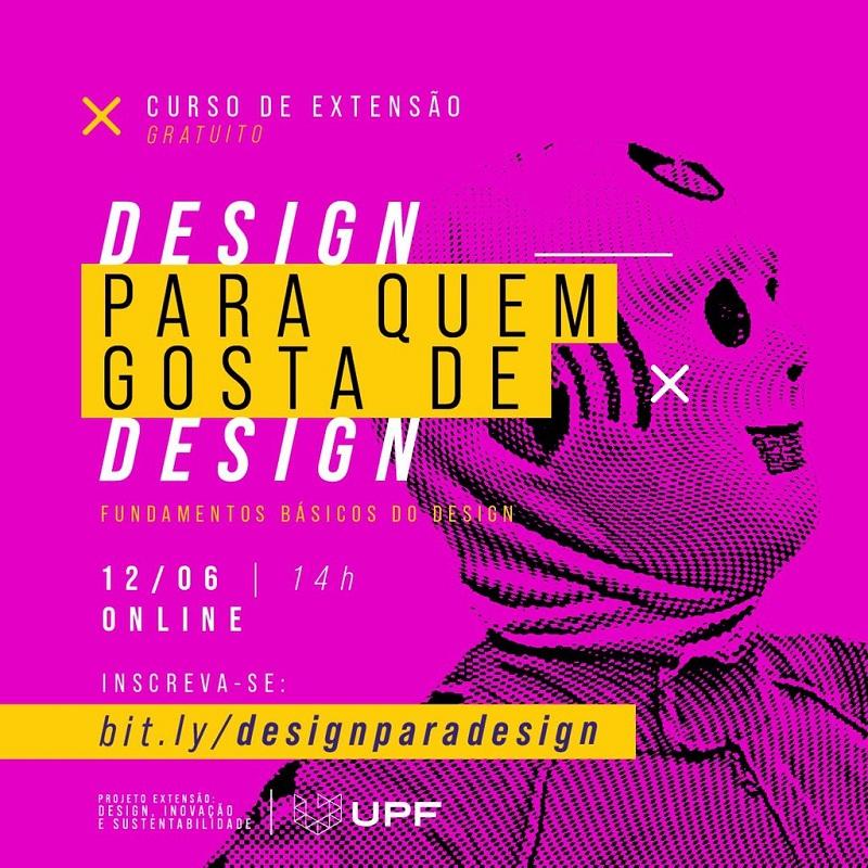 UPF oferta cursos de extensão na área de design