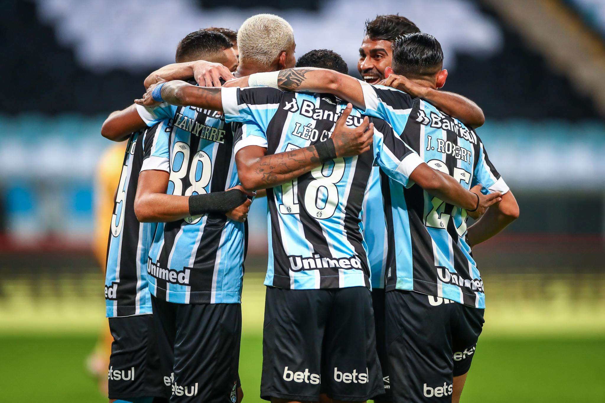 Grêmio vence na estreia da Copa do Brasil
