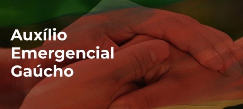 Pagamentos da segunda fase do Auxílio Emergencial Gaúcho começam nesta sexta, dia 9