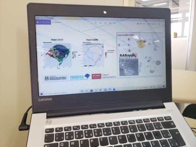 Aplicativo vai expandir capacidade de vigilância agropecuária no RS