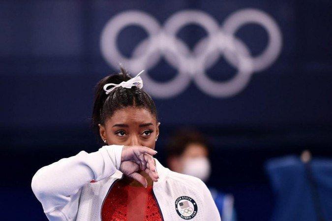 Simone Biles não disputará final individual geral da ginástica, brasileira vira favorita para o ouro
