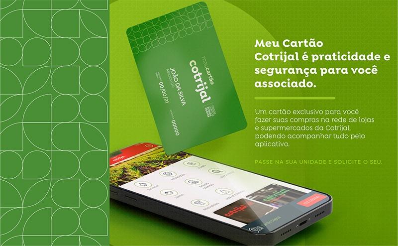 Meu Cartão Cotrijal: mais facilidade nas compras no varejo da cooperativa