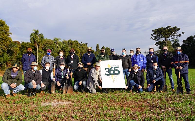 Operação 365 Cotrijal: ação para um olhar permanente ao solo