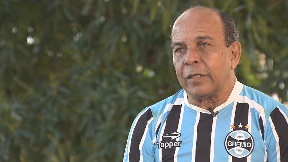 Morre André Catimba, ídolo no Vitória, Grêmio e Guarani