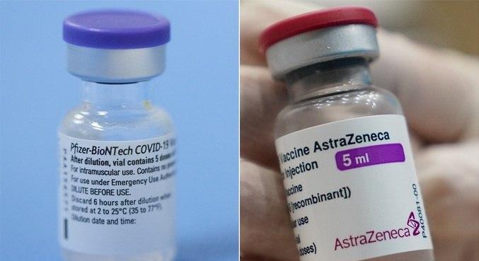 Estado reduz de 12 para 10 semanas o intervalo de vacinação da Astrazeneca e Pfizer