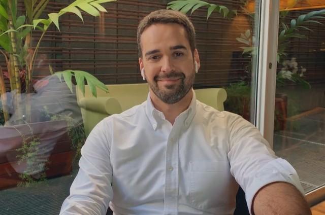 Eduardo Leite agradece apoio após falar sobre homossexualidade em entrevista a Bial