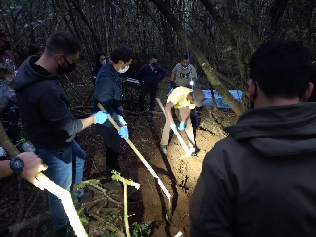 Corpo de homem que estava desaparecido há 10 dias é encontrado