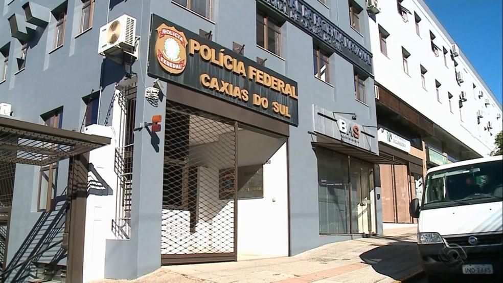 Delegado é encontrado morto dentro da sede da Polícia Federal em Caxias do Sul