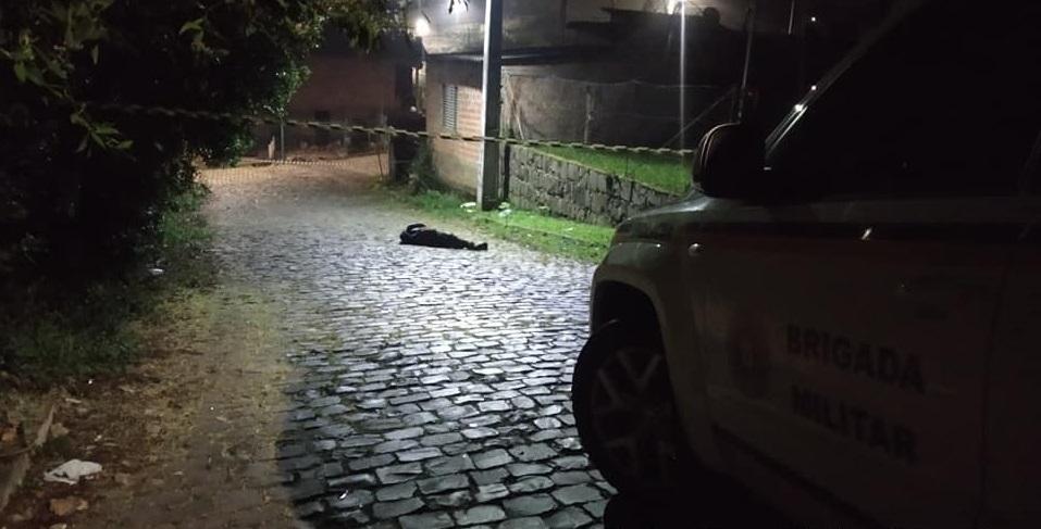 Homem é morto a tiros em via pública de Soledade
