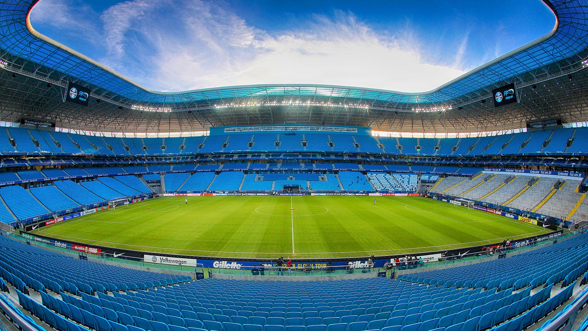 Governo do RS autoriza parcialmente volta de torcedores aos estádios