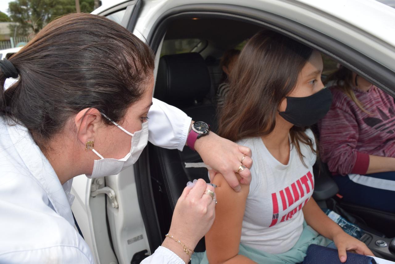 Suspensa vacinação nos adolescentes