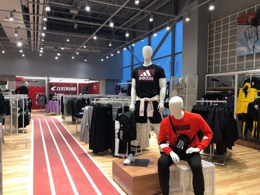 Passo Fundo Shopping inaugura Centauro e Balanceado