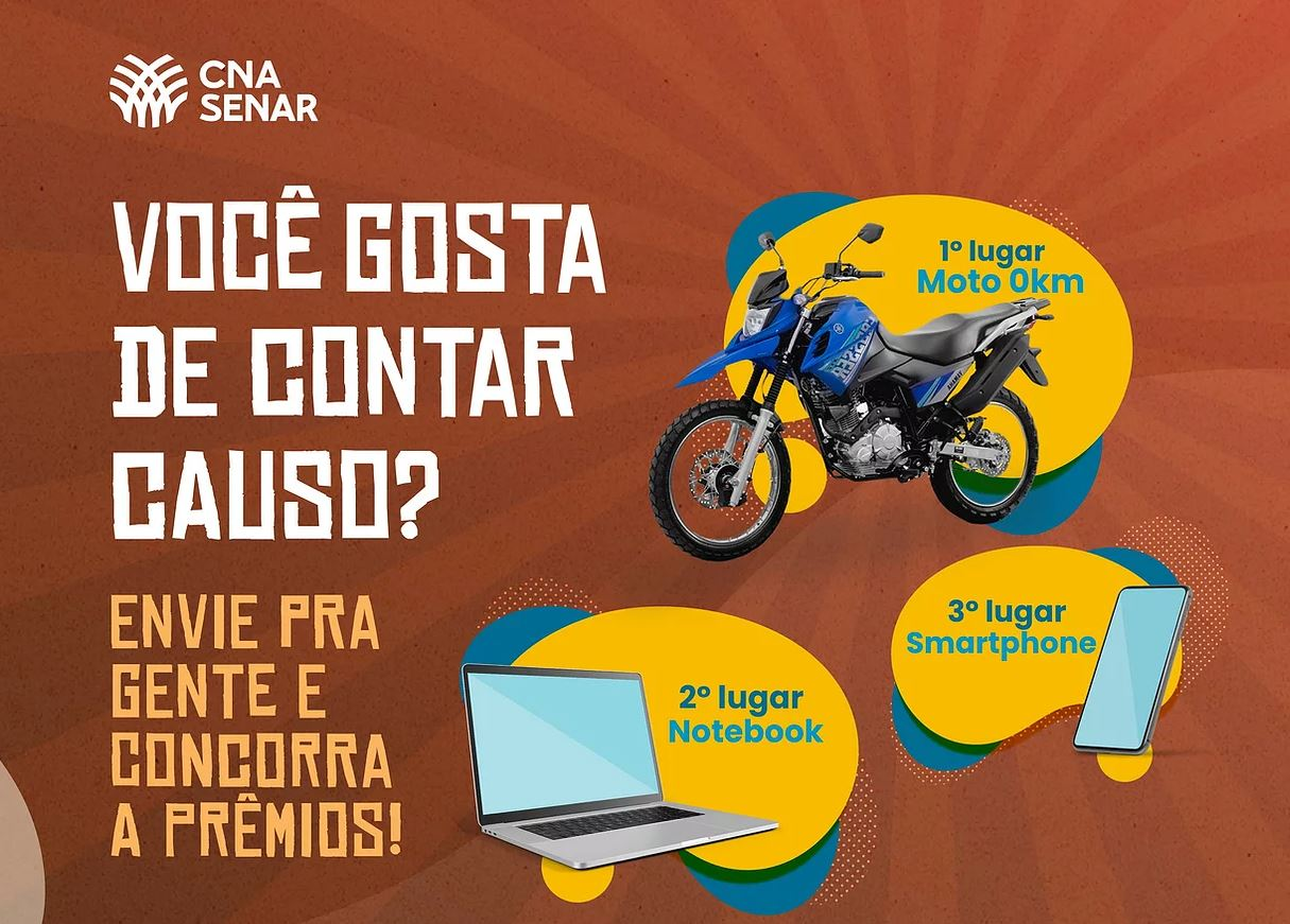 Lançado concurso Prosa de Porteira que valoriza a cultura oral do país
