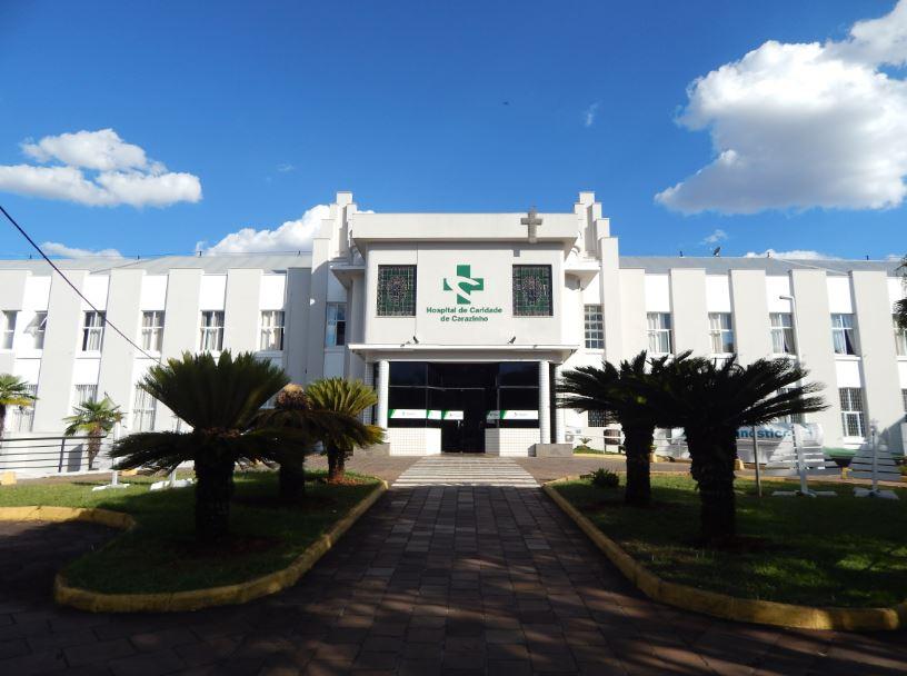 Felipe Mallmann Piva é reeleito Diretor Clínico do Hospital de Caridade de Carazinho
