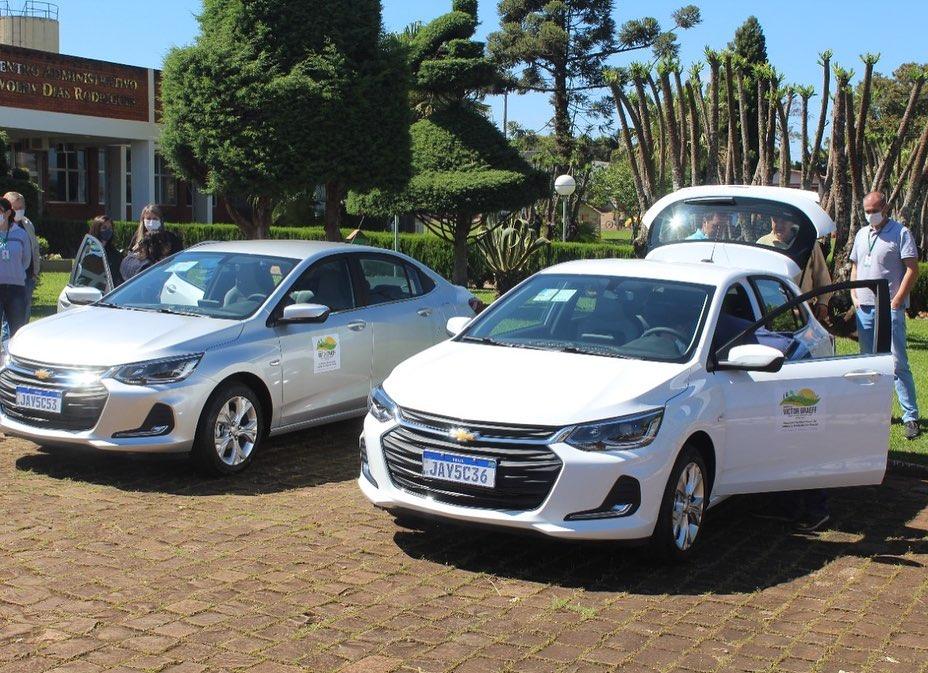 Victor Graeff adquire dois novos veículos com recursos próprios