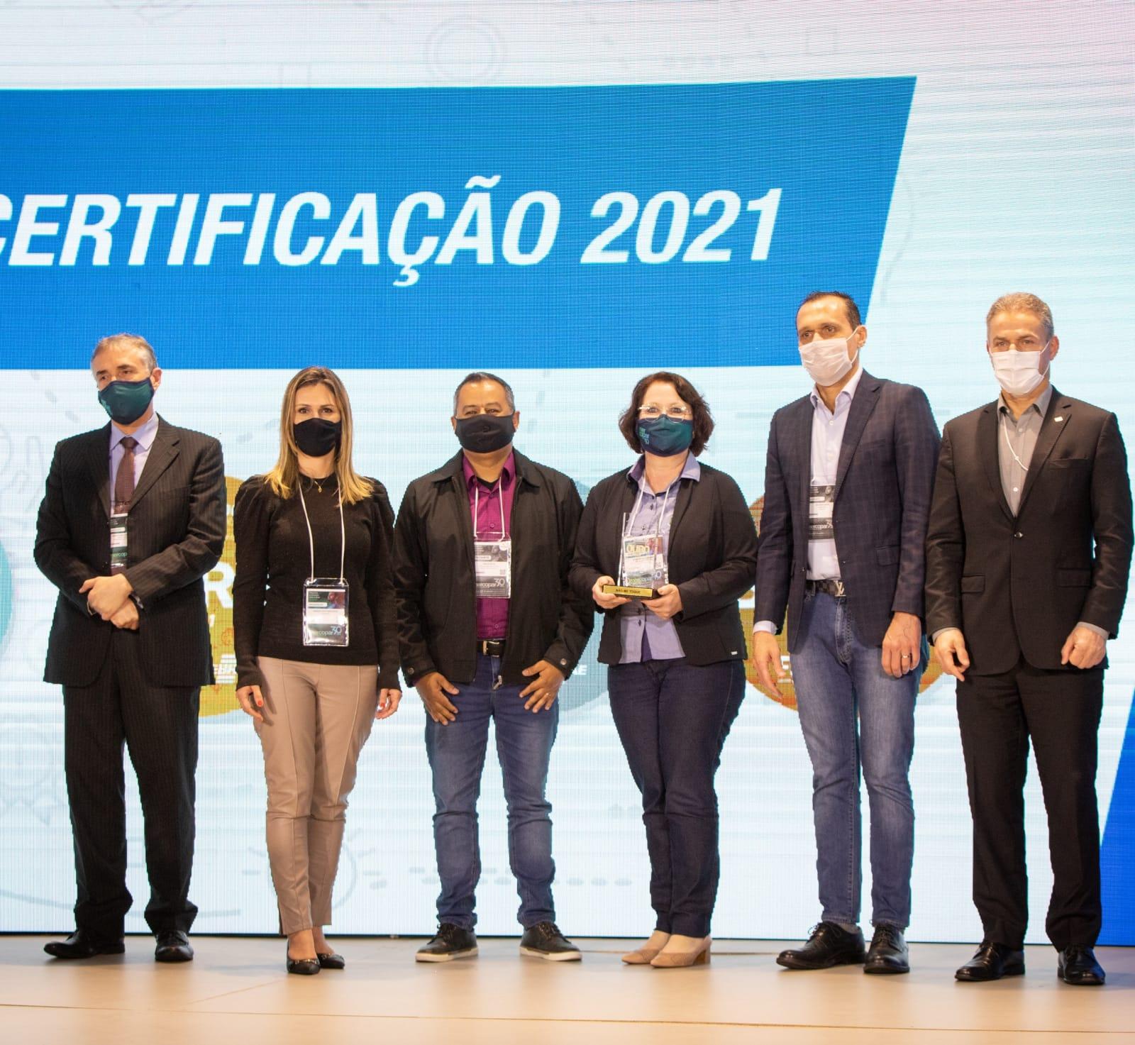 Sala do Empreendedor premiada com Certificação Ouro pela segunda vez