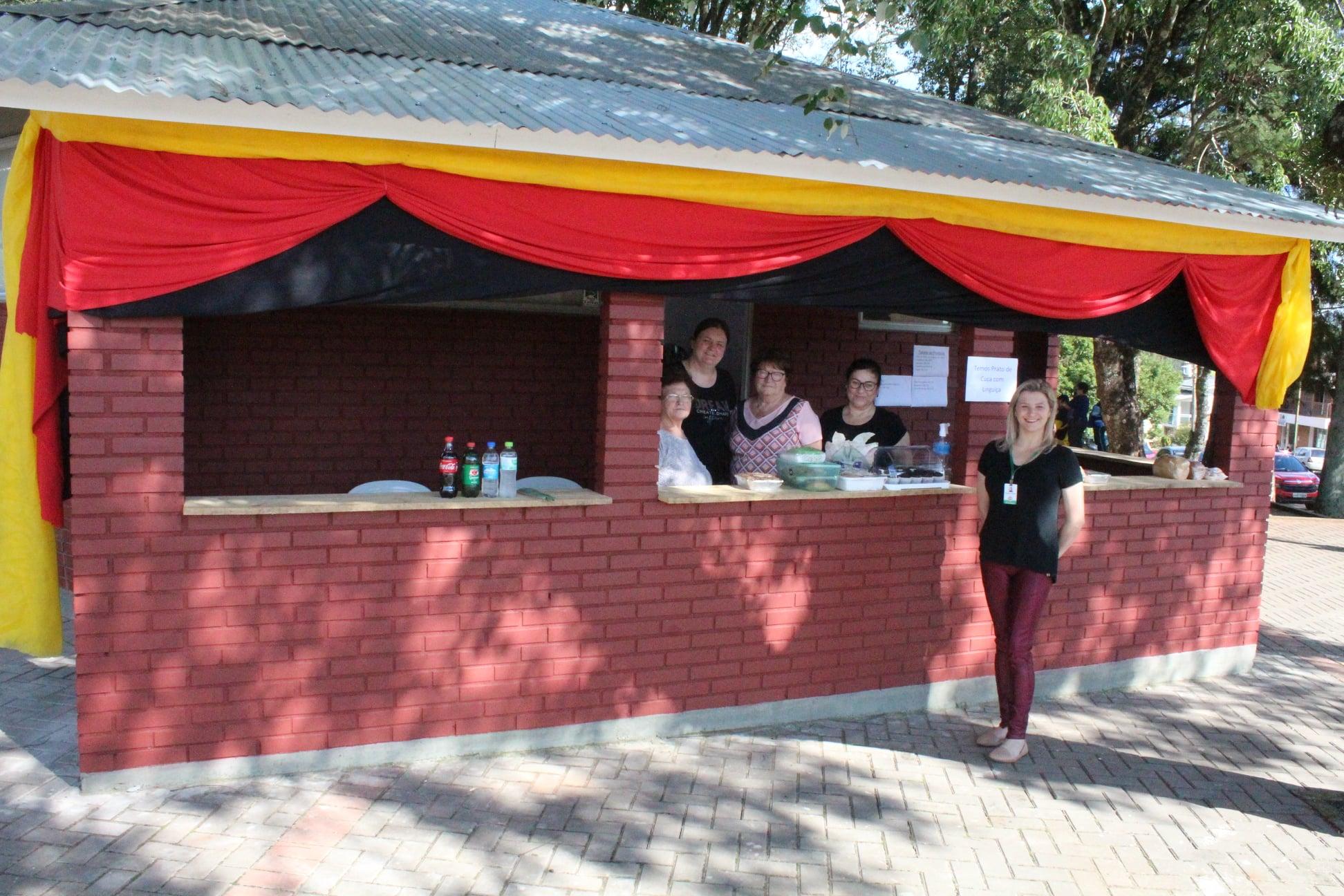 Associação das Cuqueiras inaugura novo espaço em Victor Graeff